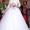 Красивое свадебное платье в Пинске