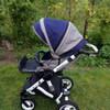 Продам детскую коляску Deamex 2в 1(б/у),в хорошем состоянии в Пинске