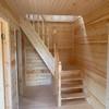 Дом Каркасный под ключ 7х7,7 м по проекту Уивила в Пинске