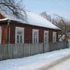 Деревянный дом в самом центре города по ул. 20-го Сентября в Пинске