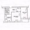 2-комн. квартира по ул. Центральная, д. 54а в Пинске