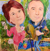 Шарж - оригинальный подарок на день рождения, свадьбу, юбилей, выпускной! в Пинске
