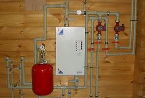 Обслуживание электроотопления в Пинске