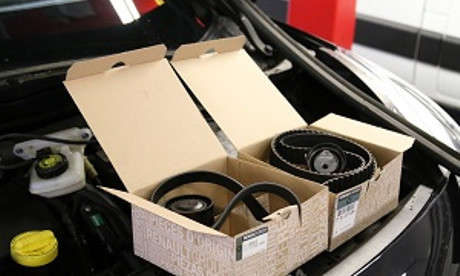 Рынок, интернет-магазин, официальный дилер. Где выгодно купить комплект ГРМ для дизельных Renault
