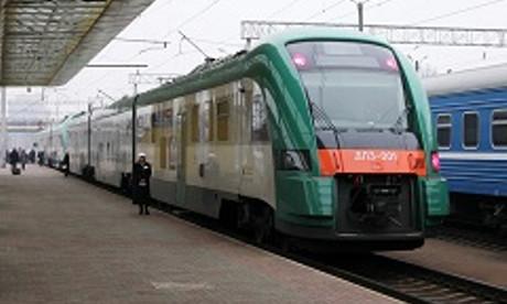 Открыта продажа билетов на новый поезд региональных линий бизнес-класса Минск – Пинск – Минск