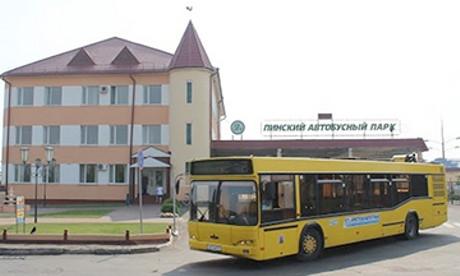 В Пинске дорожает проезд на общественном транспорте