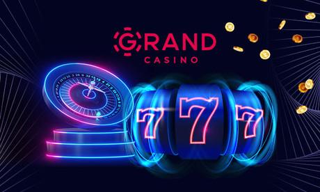 Онлайн-казино GrandCasino