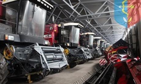 В Пинском районе закупили 138 единиц техники