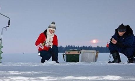 Соревнования по лову рыбы со льда на мормышку проведут на водохранилище Горново уже в эту субботу