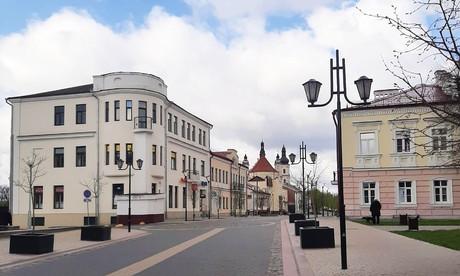 Как обновится исторический центр Пинска