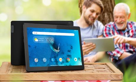 #яонлайн с Lenovo Tab M10: только для волонтеров проекта в А1 действует специальная цена на планшет