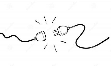 C 8 по 10 сентября будет отсутствовать электроснабжение