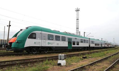 В Пинск начнёт ходить новый шестивагонный дизель-поезд PESA ДП6