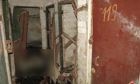 В Пинске в подвале дома обнаружили мумифицированное тело мужчины