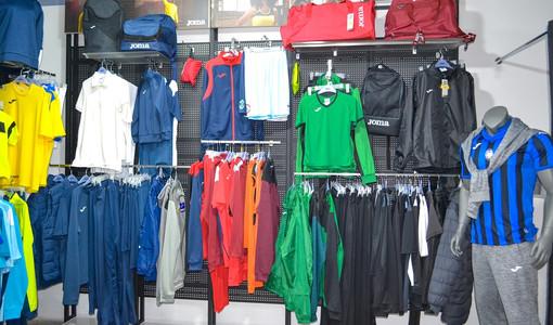 Центр спортивной экипировки «Joma»